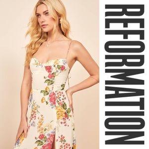 Reformation • Juliette Dress • NWT
